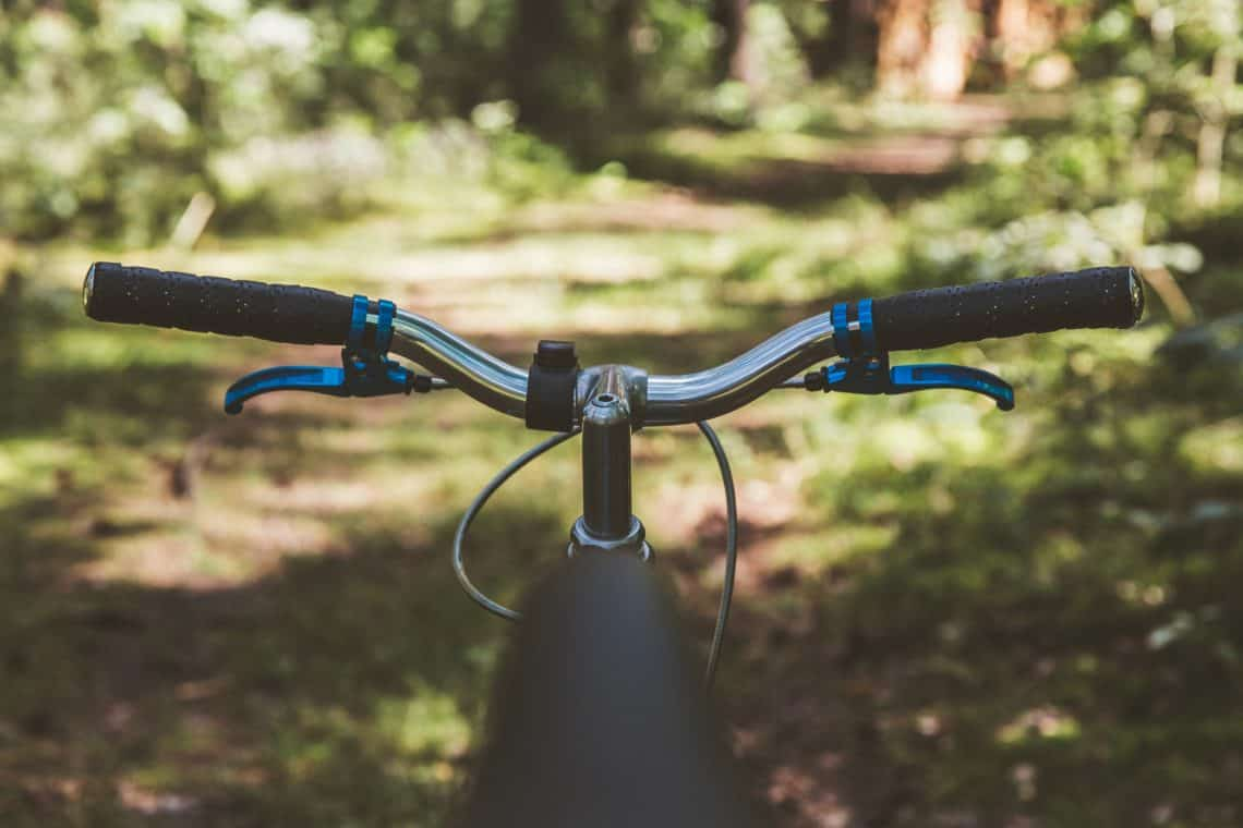 bicycle blur