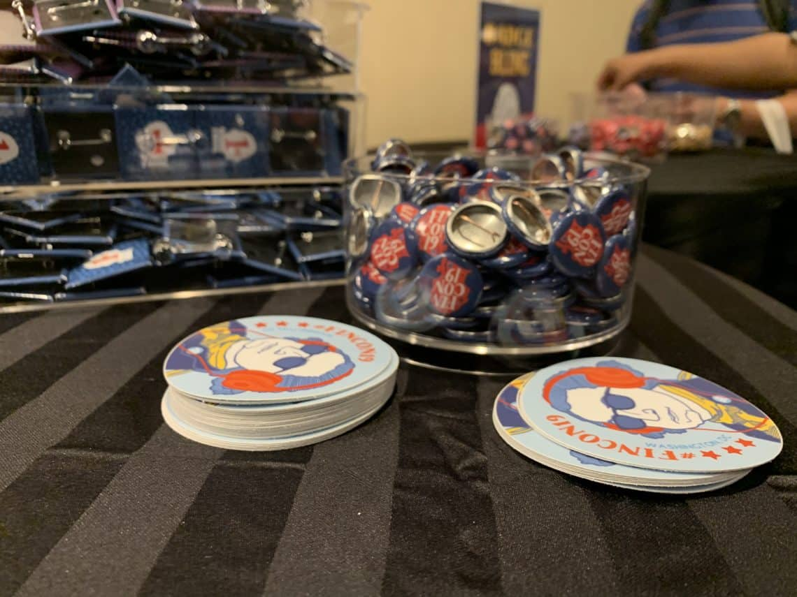 FinCon 2019 Buttons