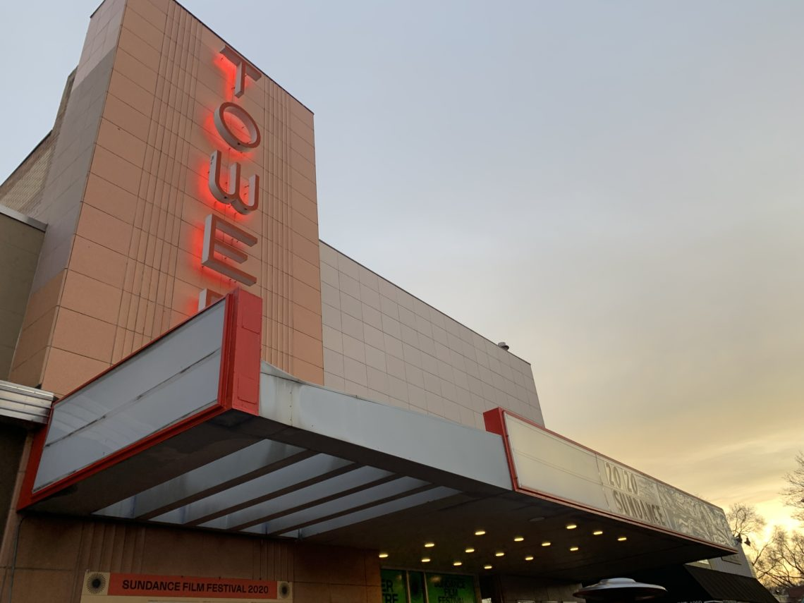 The Tower Theater in SLC for Sundance
