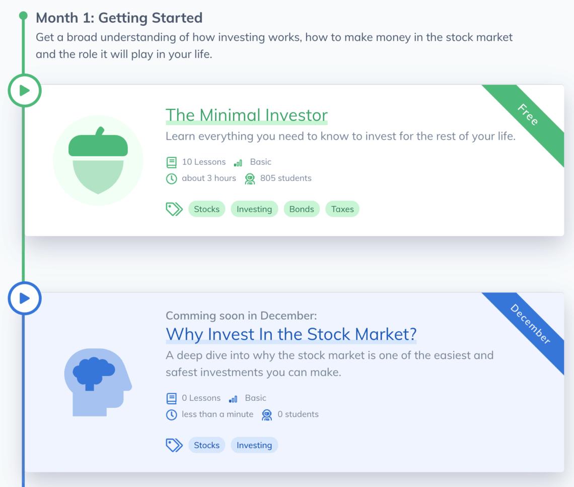 Minafi Investor Bootcamp